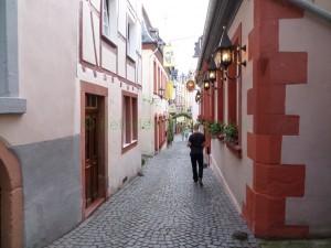 Fietsen Bernkastel-Kues (2)