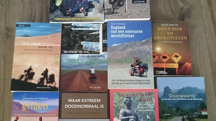 Boeken over fietsen