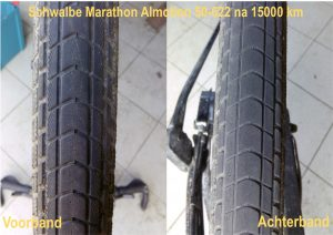 schwalbe marathon almotion na 15000km