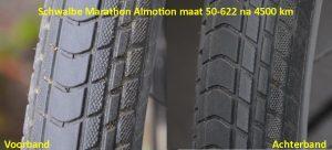 schwalbe marathon almotion na 4500km