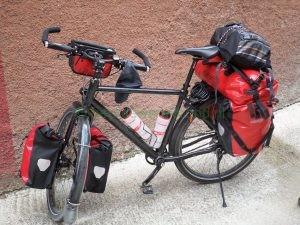 Italië 2016; fietsen door Toscane. Dag 1 van Pignone naar Viareggio