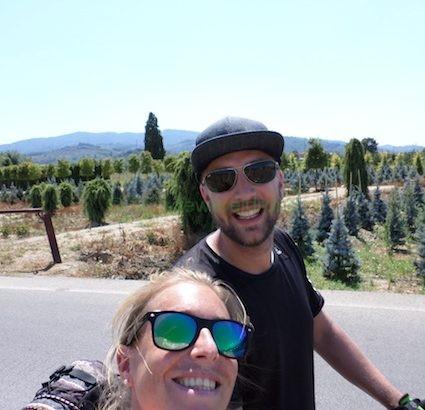 Waarom een zonnebril dragen tijdens het fietsen