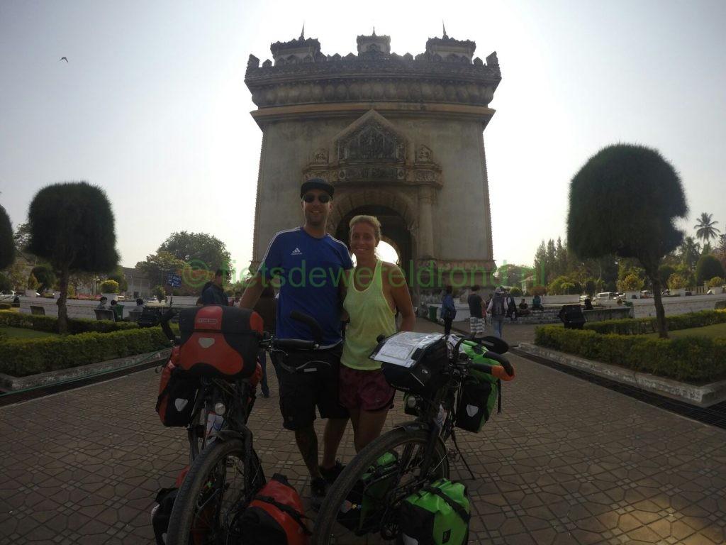 Fietsen door Zuid-Oost Azië – Laos deel 7