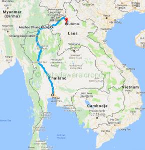 Fietsen door Zuid-Oost Azië – Laos deel 5