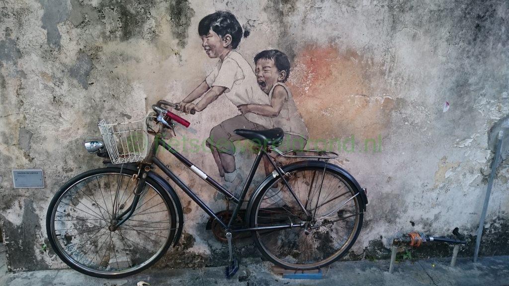 Fietsen door Zuid-Oost Azië – Maleisië deel 12
