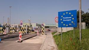 Grens tussen Turkije en Bulgarije