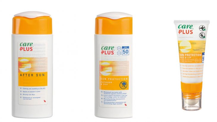 Care Plus Sun Protection
