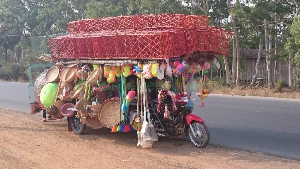 Fietsen door Zuid-Oost Azië – Cambodja deel 9