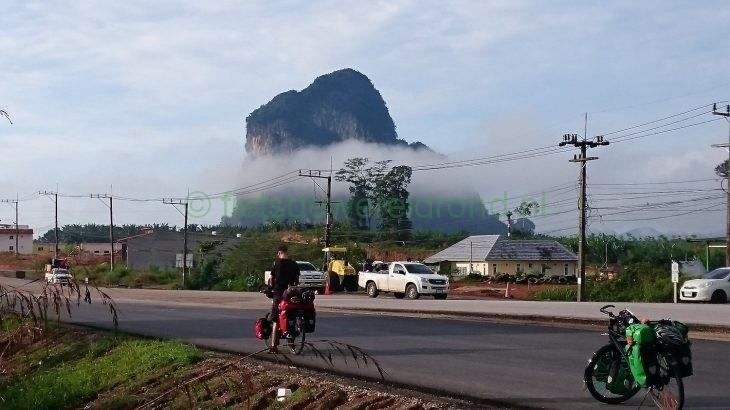 Fietsen door Zuid-Oost Azië – Thailand deel 11